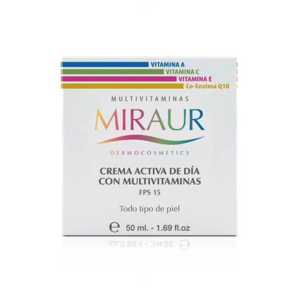 MULTIVITAMIN ACTIVE DAY CREAM-miraur-dermocosmetics