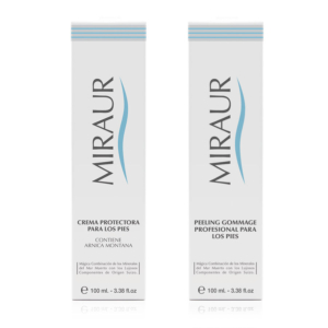 Perfect feet pedicure pack-miraur-dermocosmetics