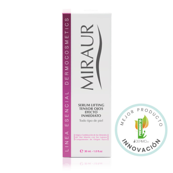 EYE LIFTING SERUM WHIT INMEDIATE EFFECT-miraur-dermocosmetics
